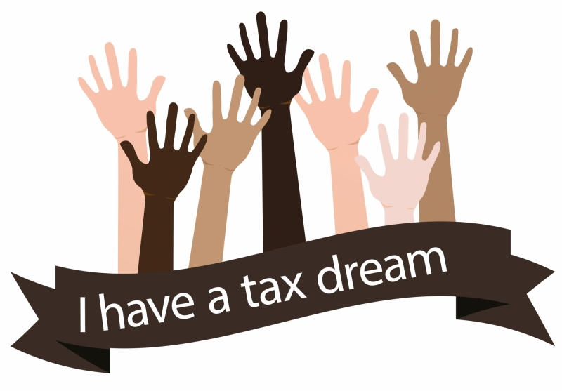 I have a tax dream – Human Rights Law