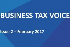 Business Tax Voice, February 2017