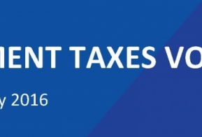 Employment Taxes Voice, Issue 1