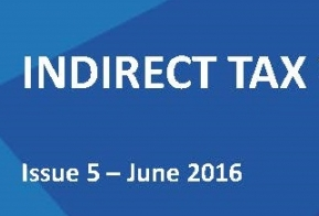 Indirect Tax Voice, Issue 5