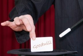 End of the goodwill? – Incorporation