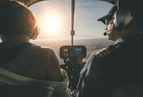 Piloting a new course – Working Together
