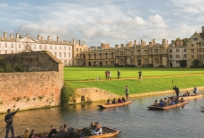 Springtime in Cambridge – CIOT Spring Conference