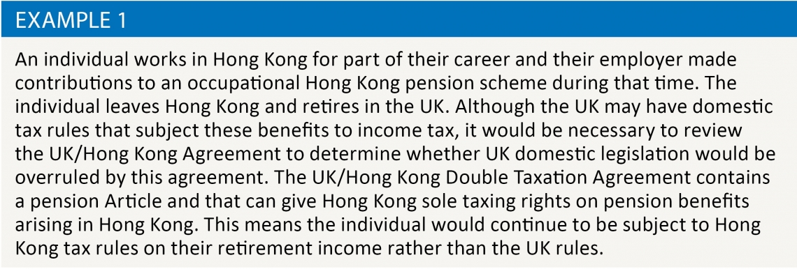 Taxation Of Non Uk Pensions Tax Adviser
