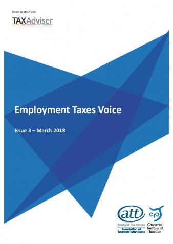 Employment Taxes Voice - Issue 3