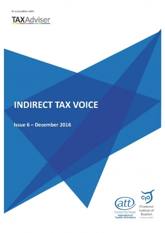 Indirect Tax Voice Issue 6