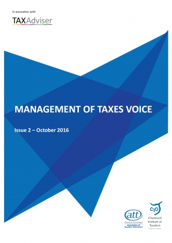 Management of Taxes Voice, Issue 2