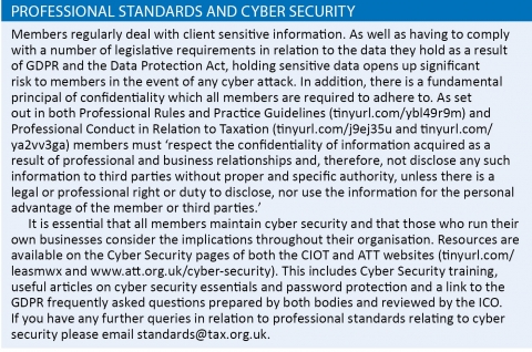 professional-standards-cyber-security
