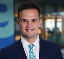 Liam Smith: Senior Manager, EY